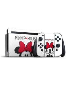 Minnie Mouse Nintendo Switch Bundle Skin