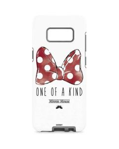 Minnie Mouse One Of A Kind Galaxy S8 Pro Case