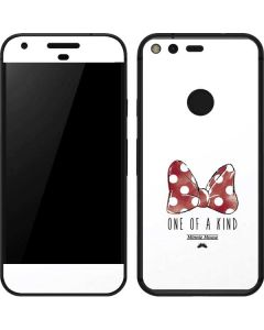 Minnie Mouse One Of A Kind Google Pixel Skin