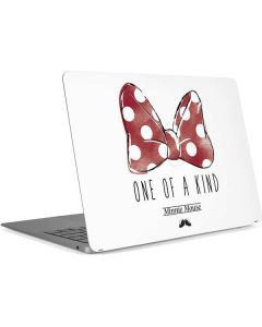Minnie Mouse One Of A Kind Apple MacBook Air Skin