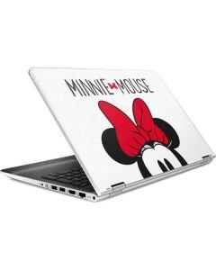 Minnie Mouse HP Pavilion Skin