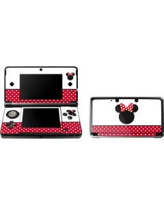 Minnie Mouse Symbol 3DS (2011) Skin
