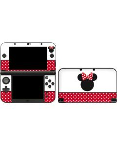 Minnie Mouse Symbol 3DS XL 2015 Skin