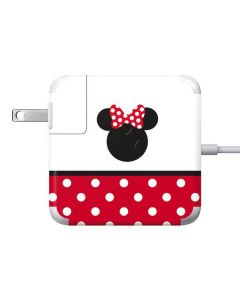 Minnie Mouse Symbol Apple Charger Skin