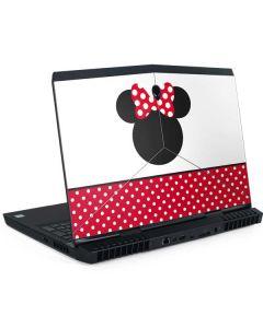 Minnie Mouse Symbol Dell Alienware Skin