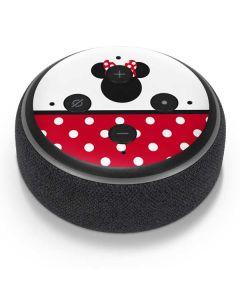 Minnie Mouse Symbol Amazon Echo Dot Skin