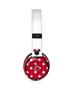 Minnie Mouse Symbol Beats Solo 2 Wired Skin