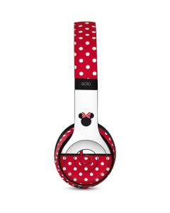 Minnie Mouse Symbol Beats Solo 2 Wireless Skin