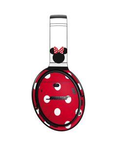 Minnie Mouse Symbol Bose QuietComfort 35 Headphones Skin