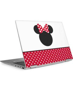 Minnie Mouse Symbol HP Envy Skin