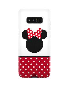Minnie Mouse Symbol Galaxy Note 8 Lite Case