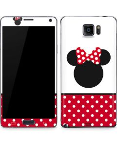 Minnie Mouse Symbol Galaxy Note5 Skin