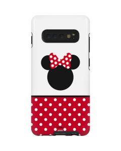 Minnie Mouse Symbol Galaxy S10 Plus Pro Case