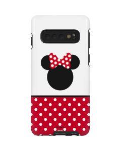Minnie Mouse Symbol Galaxy S10 Pro Case