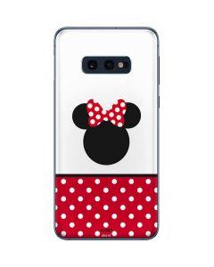 Minnie Mouse Symbol Galaxy S10e Skin