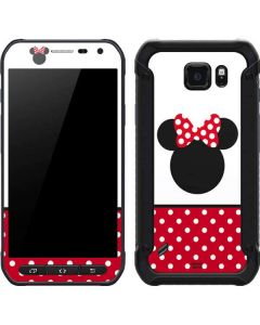 Minnie Mouse Symbol Galaxy S6 Active Skin