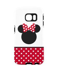 Minnie Mouse Symbol Galaxy S7 Edge Pro Case