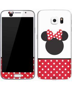 Minnie Mouse Symbol Galaxy S7 Skin