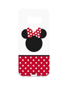 Minnie Mouse Symbol Galaxy S8 Plus Lite Case