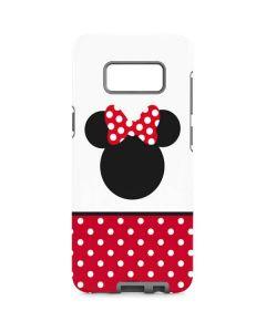 Minnie Mouse Symbol Galaxy S8 Pro Case