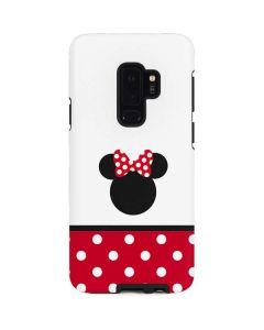 Minnie Mouse Symbol Galaxy S9 Plus Pro Case