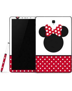 Minnie Mouse Symbol Samsung Galaxy Tab Skin
