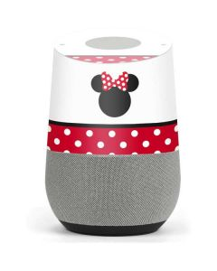 Minnie Mouse Symbol Google Home Skin