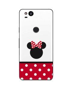 Minnie Mouse Symbol Google Pixel 2 Skin