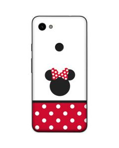 Minnie Mouse Symbol Google Pixel 3a Skin