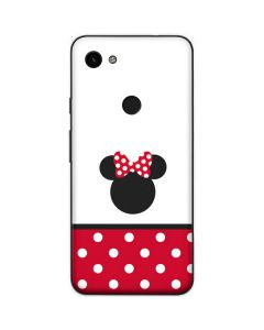 Minnie Mouse Symbol Google Pixel 3a XL Skin