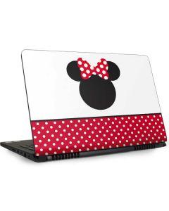 Minnie Mouse Symbol Dell Inspiron Skin