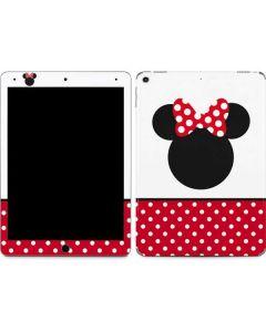 Minnie Mouse Symbol Apple iPad Air Skin