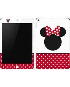 Minnie Mouse Symbol Apple iPad Mini Skin