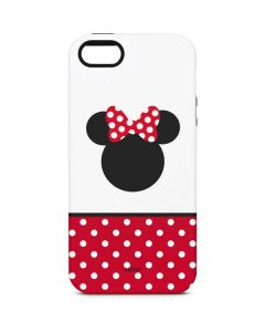Minnie Mouse Symbol iPhone 5/5s/SE Pro Case