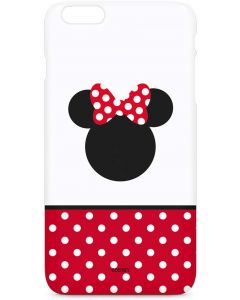 Minnie Mouse Symbol iPhone 6/6s Plus Lite Case