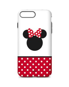Minnie Mouse Symbol iPhone 7 Plus Pro Case