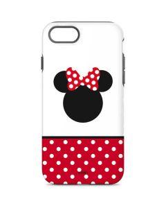Minnie Mouse Symbol iPhone 7 Pro Case