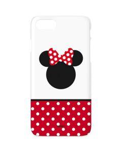 Minnie Mouse Symbol iPhone 8 Lite Case