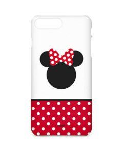 Minnie Mouse Symbol iPhone 8 Plus Lite Case