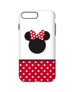 Minnie Mouse Symbol iPhone 8 Plus Pro Case
