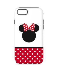 Minnie Mouse Symbol iPhone 8 Pro Case