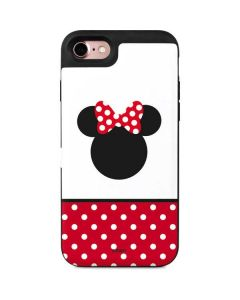 Minnie Mouse Symbol iPhone 8 Wallet Case
