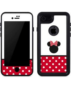 Minnie Mouse Symbol iPhone 8 Waterproof Case
