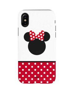 Minnie Mouse Symbol iPhone X Pro Case