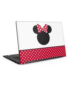 Minnie Mouse Symbol Dell Latitude Skin