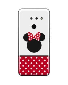 Minnie Mouse Symbol LG G8 ThinQ Skin