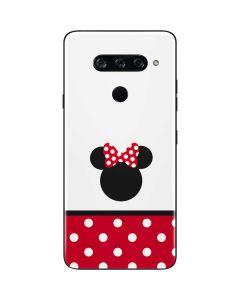 Minnie Mouse Symbol LG V40 ThinQ Skin