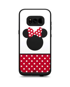 Minnie Mouse Symbol LifeProof Fre Galaxy Skin