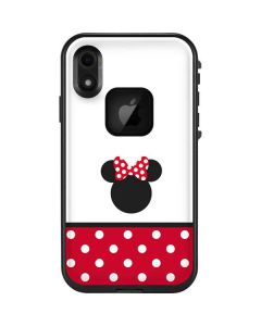 Minnie Mouse Symbol LifeProof Fre iPhone Skin