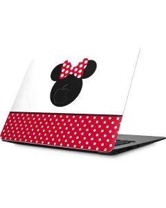 Minnie Mouse Symbol Apple MacBook Skin